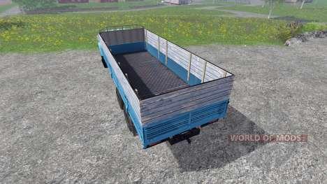 Dodge D700 [truck] для Farming Simulator 2015