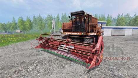 Дон-1500А для Farming Simulator 2015