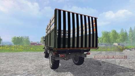 ГАЗ-66 v1.0 для Farming Simulator 2015
