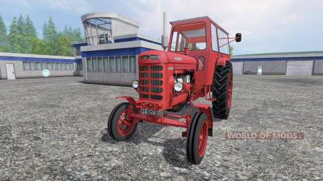 UTB Universal 650 [old] для Farming Simulator 2015