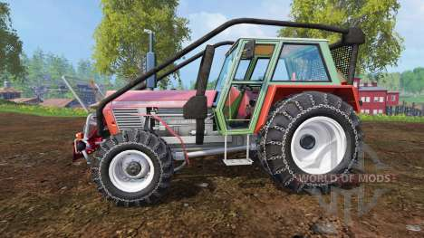 Zetor Crystal 12045 [forest edition] для Farming Simulator 2015