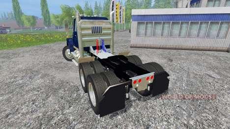 Ford L9000 для Farming Simulator 2015