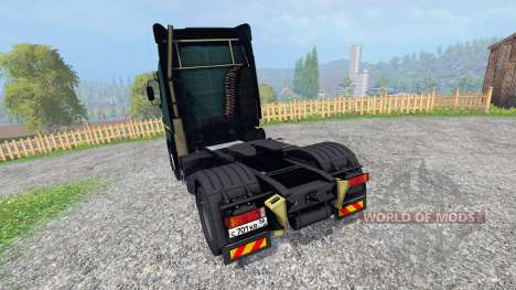 МАЗ-5440 v1.2 для Farming Simulator 2015