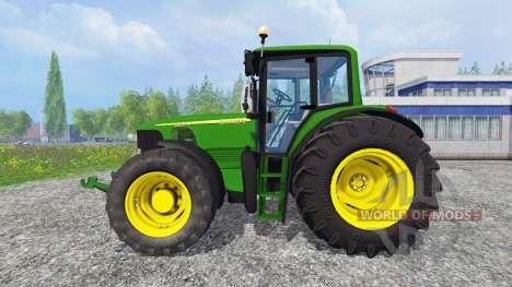 John Deere 6920 S v2.0 для Farming Simulator 2015
