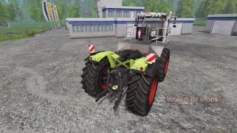 CLAAS Xerion 3800 SaddleTrac v4.0 для Farming Simulator 2015