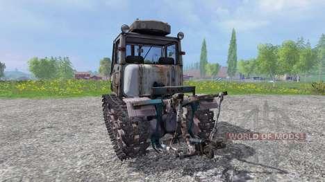 Т-150 v1.0 для Farming Simulator 2015