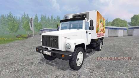 ГАЗ-4732 [продукты] для Farming Simulator 2015