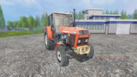 Ursus 912 FL для Farming Simulator 2015
