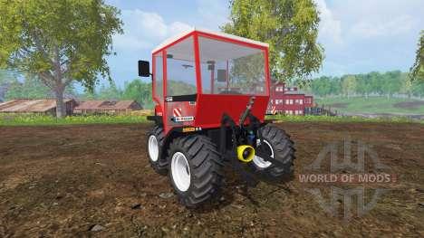Cararro Tigrecar 3800 HST для Farming Simulator 2015