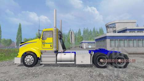 Kenworth T800 [pack] для Farming Simulator 2015