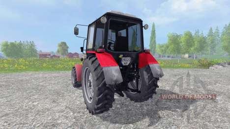 МТЗ-1025 Беларус v1.0 для Farming Simulator 2015