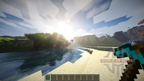 KUDA-Shaders v5.0.6 Ultra для Minecraft