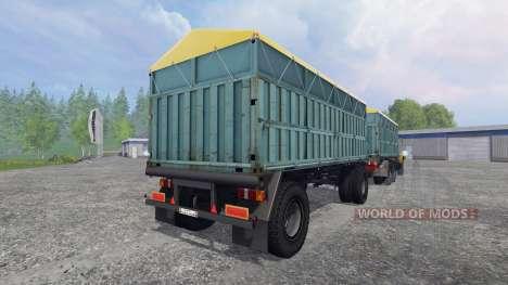 КрАЗ-64431 [самосвал] для Farming Simulator 2015