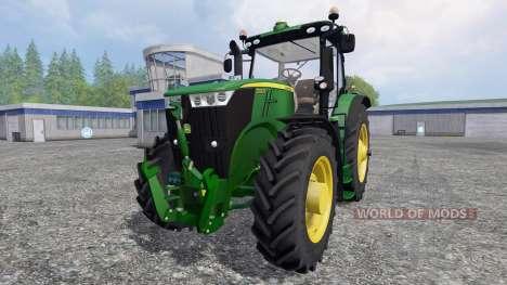 John Deere 7290R [US] для Farming Simulator 2015