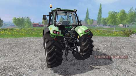 Deutz-Fahr Agrotron 6210 TTV для Farming Simulator 2015