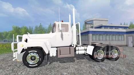 Mack RD688 для Farming Simulator 2015