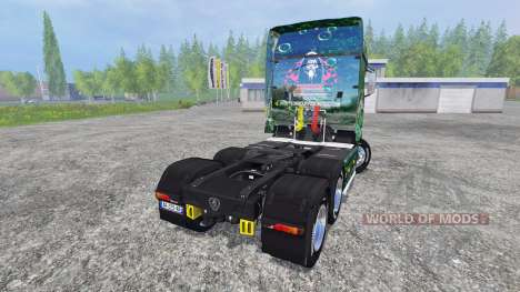 Scania R700 [perrier] для Farming Simulator 2015
