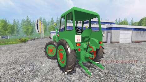Dutra UE-28 v0.9 для Farming Simulator 2015