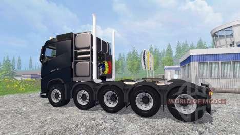 Volvo FH16 10x10 v0.3 для Farming Simulator 2015