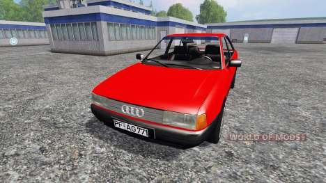 Audi 80 B3 1988 для Farming Simulator 2015