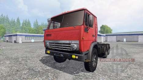 КамАЗ-5410 v1.0 для Farming Simulator 2015