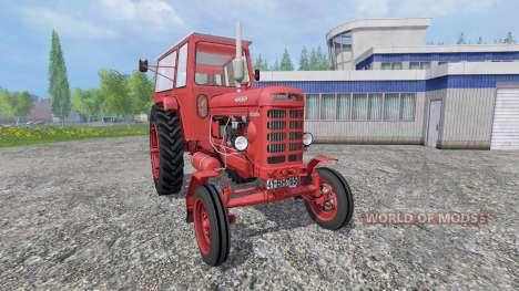 UTB Universal 650 [old] v1.1 для Farming Simulator 2015