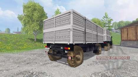 Урал-4320 [ГКБ-817] v1.2 для Farming Simulator 2015