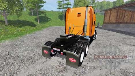 Peterbilt 387 v2.5 для Farming Simulator 2015
