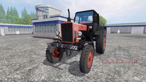 МТЗ-80 [красный] для Farming Simulator 2015