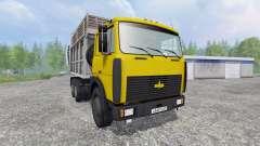 МАЗ-5516 [многоцветный] v2.0