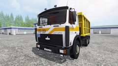 МАЗ-5516 v2.0