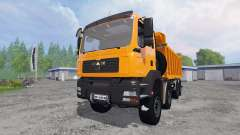 MAN TGA 8x8 [tipper]