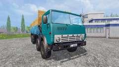 КамАЗ-6350 v2.5