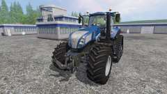 New Holland T8.435 [SmartTrax]