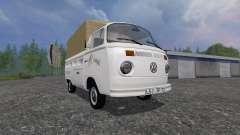 Volkswagen Transporter T2B 1972 [trailer]