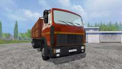 МАЗ-6303 [прицеп]