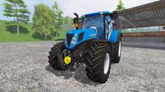 New Holland T7.170 [pack]