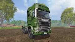 Scania R730 [euro farm] v0.9.6