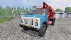 ГАЗ-53 ЗСК v2.0