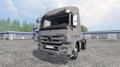 Mercedes-Benz Actros MP3 v0.8b