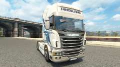 Скин Hindelang на тягач Scania для Euro Truck Simulator 2
