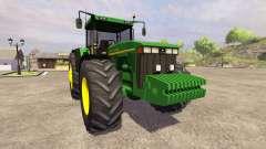 John Deere 8410 v1.1 для Farming Simulator 2013