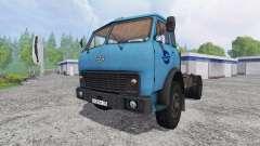 МАЗ-500 v1.15