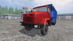 КрАЗ-6130 С4 v1.2
