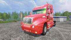 Kenworth T2000 [Coca-Cola Christmas] v1.1