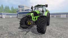 Deutz-Fahr Agrotron 7210 TTV v4.0
