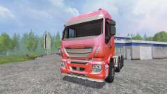 Iveco Stralis 560 8x4 v1.5