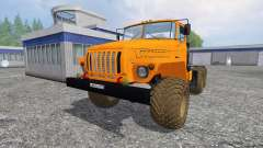 Урал-4320 [тягач] v3.0