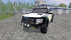 Ford F-150 Raptor Police