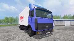 МАЗ-4370 [фургон]